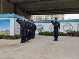 博立保安服务公司致全体保安员的创建全国文明城市倡议书